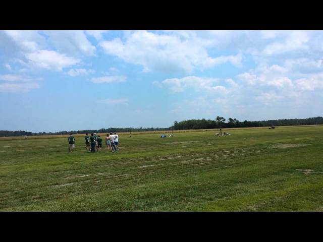 NASA FSGC Hybrid Rocket Competition 2015
