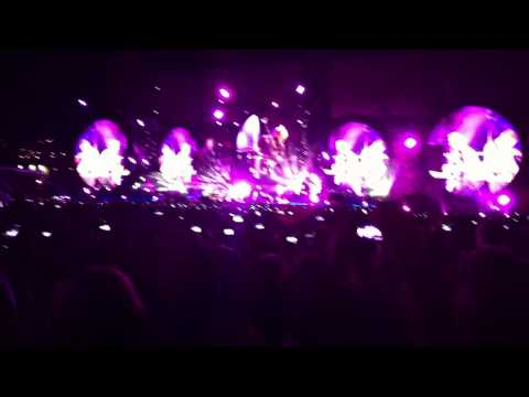 Coldplay Nizza 22 maggio  Mylo Xyloto Tour