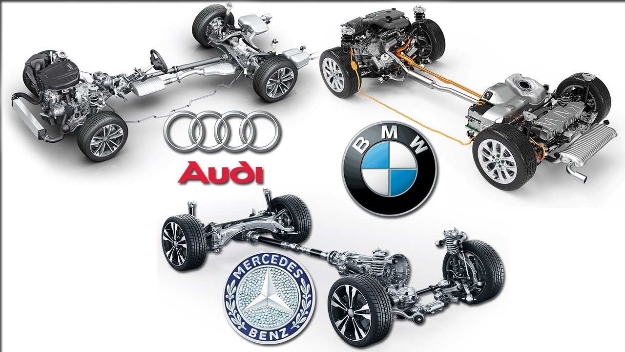 4matic Vs Xdrive Vs Quattro 4x4 System Mercedes Benz