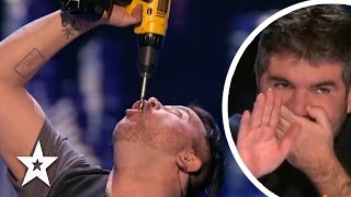 THE MOST EXTREME Got Talent Audition EVER! America's Got Talent 2016