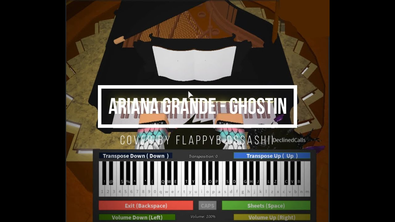 Roblox Piano Demon Slayer Op Gurenge By Lisa Hd Full Notes In