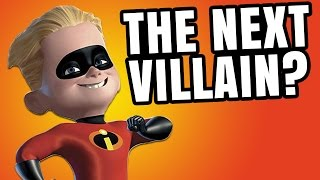 Pixar Theory | Will Dash Be the Villain in The Incredibles 2?! - Jon Solo