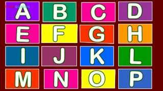 ABC Songs For Children | Phonics alphabets for Kids | ABC Nursery Rhymes Song