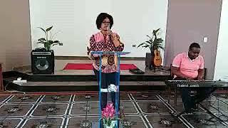 Marta Mulhule Missionária  Moçambique