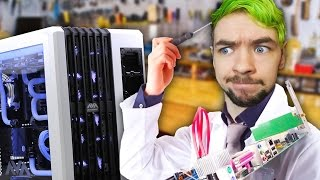 Repeat youtube video BUILD YOUR OWN PC | PC Building Simulator