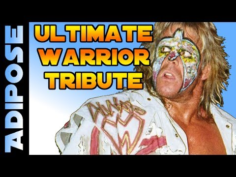 Ultimate Warrior is dead. This is my Tribute.