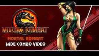 MK9: Jade combo video