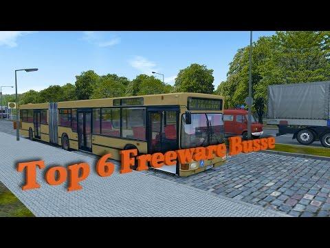 OMSI 2 - Meine Top 6 der Freeware Busse