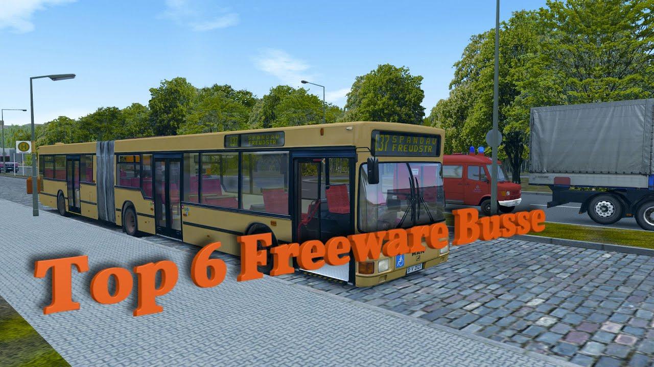 omsi 2 meine top 6 der freeware busse youtube. Black Bedroom Furniture Sets. Home Design Ideas