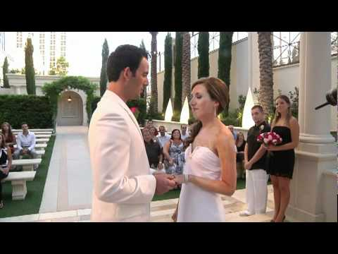 Caesars Palace Juno Garden Wedding Youtube