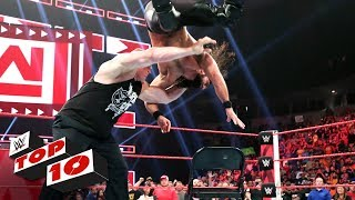 Top 10 Raw moments: WWE Top 10, July 30, 2019