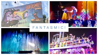 Fantasmic! - Disney's Hollywood Studios - Walt Disney World - 2018