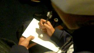 IN THE LAB WITH ECAY UNO AND BLACK MIKEY 4-10-09