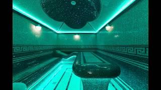 видео Освещение хамам - звездное небо в турецкой бане