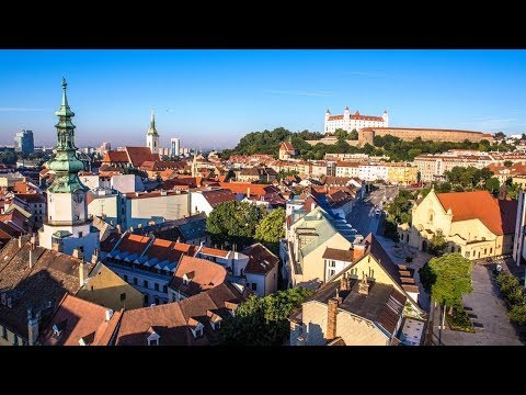 Top10 Recommended Hotels in Bratislava, Slovakia