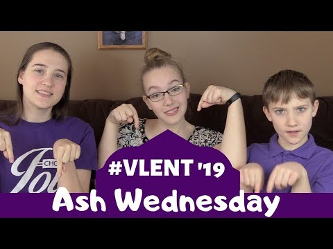 #vlent 2019  Ash Wednesday!