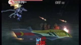 [スマブラX]最大攻撃力状態のルカリオでボスバトルゲキむずをプレイ