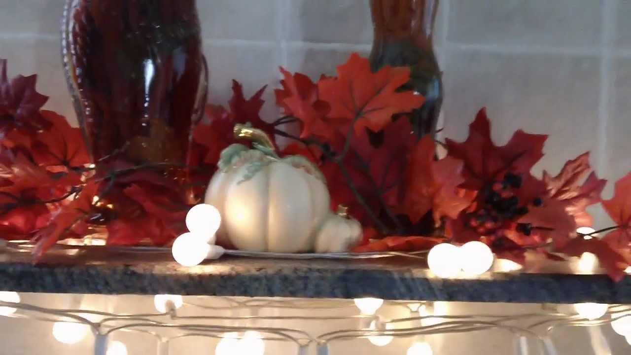 Fall Decorating Ideas 2011