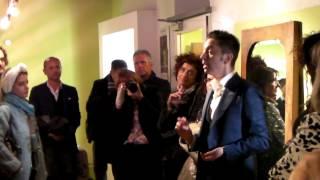 Gianluca Mech a Varese spiega la dieta Tisanoreica!