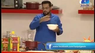 Aashaiya (caesar Salad & Chicken Peri Bites) Part 4 (last Part)