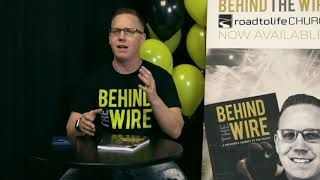 Behind the Wire: God is speaking through the pages of this book!