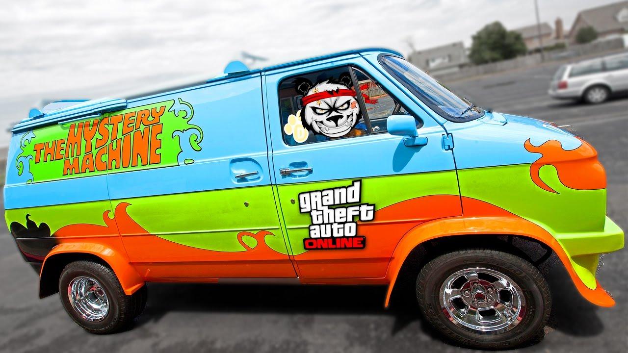 Ma camionnette scooby doo youtube - Sammy de scooby doo ...