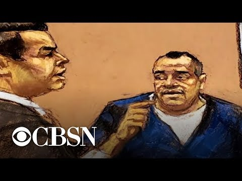 El Chapo trial: Defense rests after calling just one witness
