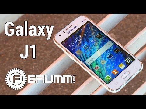 Samsung Galaxy J1 обзор. Все плюсы и минусы Samsung Galaxy J1 DUOS J100H от FERUMM.COM