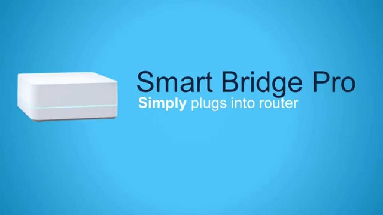 Lutron Smart Bridge Pro and App - YouTube