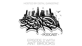 Street Techno Podcast -  Episode 002 with Ant Brooks (Special Guest)