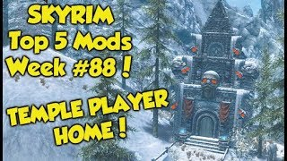 Skyrim Remastered Top 5 Mods of the Week #88 (Xbox One Mods)