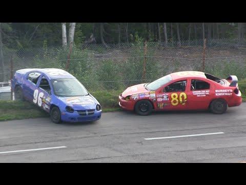 Thunder Valley Speedway - Hobby Stock Race #5