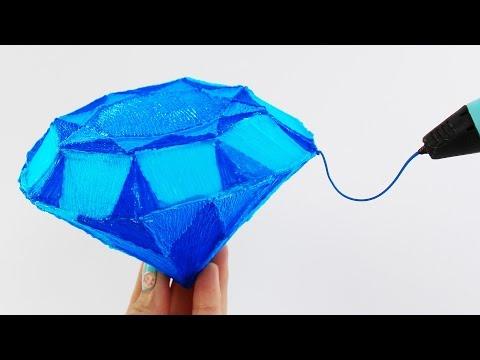 Amazing Diamond 3d Pen Diy