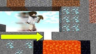 MADEN'DE LAVA DÜŞMEK 😜 - MİNECRAFT 2D Survival thumbnail