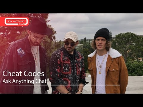 Cheat Codes Talk About Demi Lovato & Dating Hot Chicks. Watch Part 3