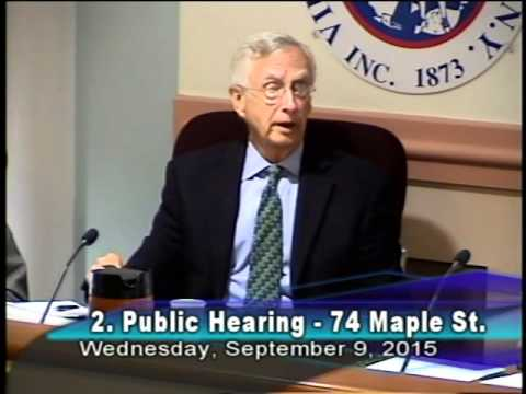 Zoning Board of Appeals