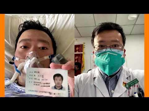 Умер врач, который предупреждал о  коронавирусе в Китае