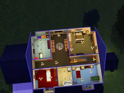 sims 3 family guy house - youtube