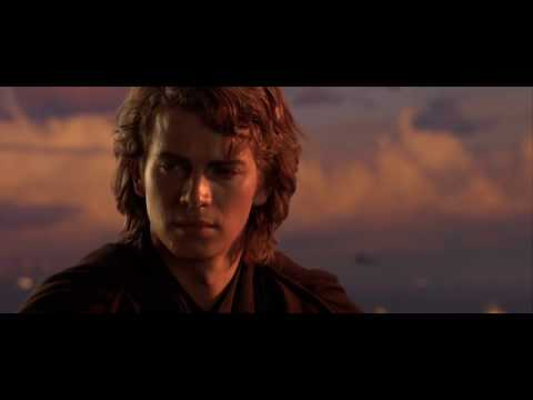 The Tragedy of His Own Destiny Anakin Skywalker