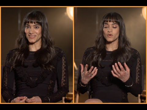 Sofia Boutella On Racism, Misogynistic And Mean People Freaking Her Out