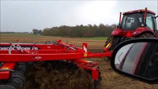 Kuhn Discolander XM Crop Testing
