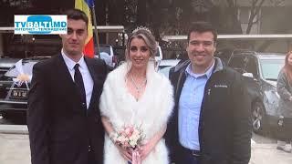 На избирательном участке в США проголосовали жених и невеста из Молдовы 25 02 19