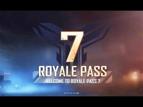 Season 7 Royal pass giveaway ; Subscribe and join!!