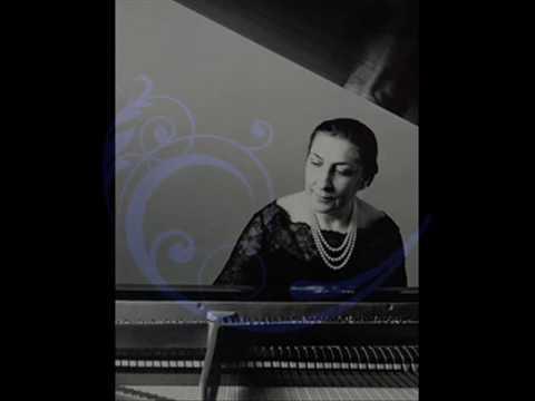 Felicja Blumental performs Soler - 2 Sonates (1954)