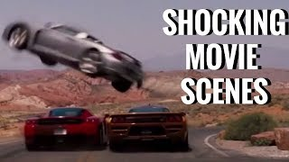 10 Most Shocking Movie Scenes For Car Enthusiasts (Part 2)