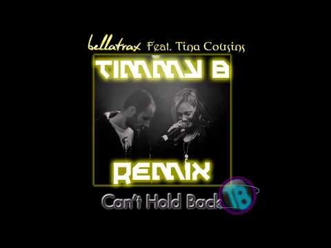 Bellatrax Ft. Tina Cousins - Can't Hold Back ( Timmy B Remix ) [Reworked Vocals] **House** [HD]