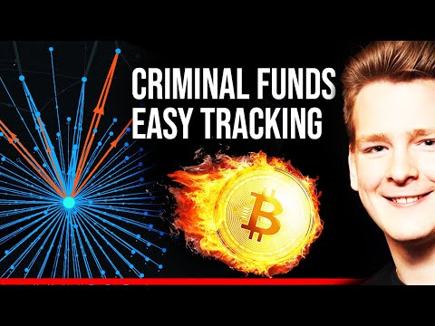 Tracking Bitcoin Transactions (Forensics) - Programmer Explains