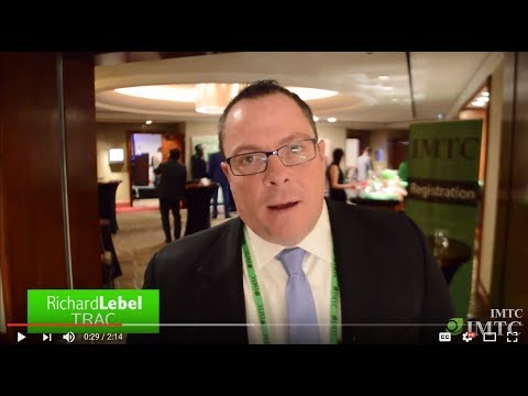 IMTC USA 2017 - Richard Lebel, TRAC  - Interview