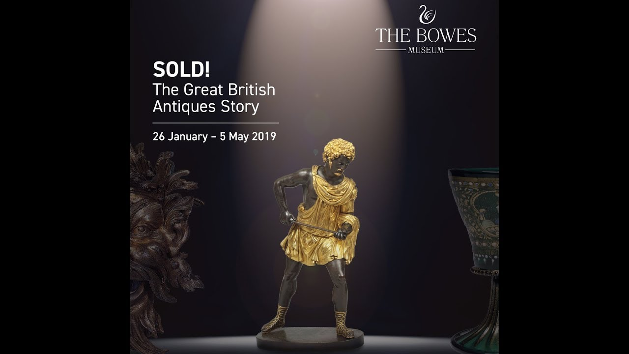 Sold The Great British Antiques Story