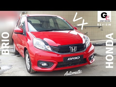 2018 Honda Brio VX Automatic | Most Detailed Review | Features | Specs | Mileage | Price !!!